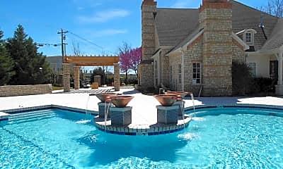 Pool, Stone Manor Condominiums, 1