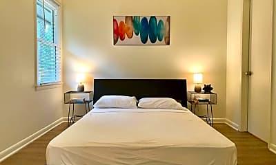 Bedroom, Kent Road, 1