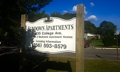 Sundown Apartments, 1