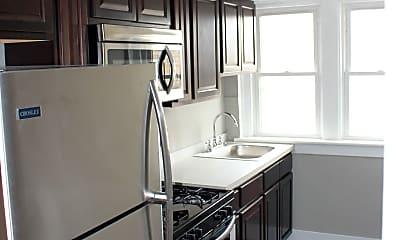 Kitchen, 1015 Amherst Street, 1