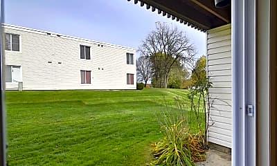 Patio / Deck, Winkworth Apartments, 2