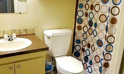 Bathroom, 700 Gilman St, 1