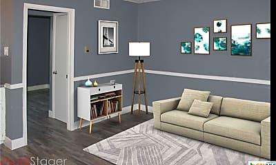Living Room, 403 N 12th St, 1