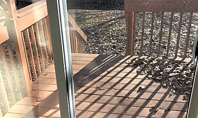 Patio / Deck, 3106 W Westport Rd, 2