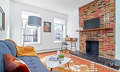 Living Room, 463 W 19th St, 0