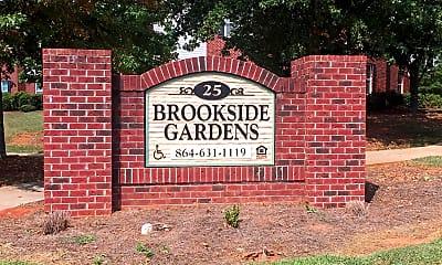 Brookside Gardens Apartments, 1