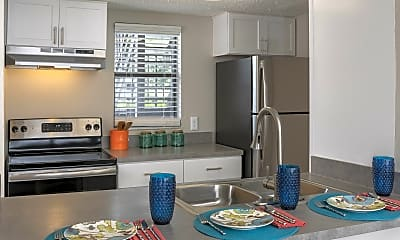 Kitchen, Four Lakes at Clearwater, 0