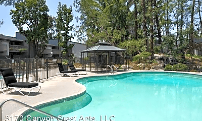 Pool, 3170 Canyon Crest Dr, 0
