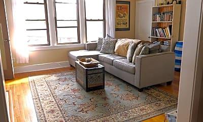 Living Room, 6225 Monitor St, 1