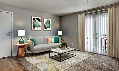 Living Room, The Kings, 1