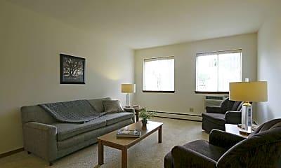 Living Room, Oakland Manor, 1