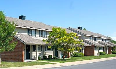 Building, Park Drive Manor Apartments, 0
