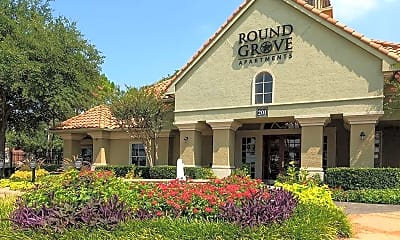 Clubhouse, Round Grove Apartments, 2