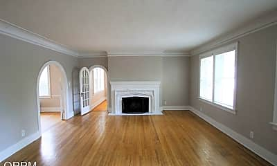 Living Room, 204 S 48th St, 1