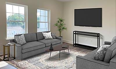 Living Room, 94 Hospital Ave, 1