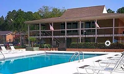 Pool, Lakeside Apartments, 0