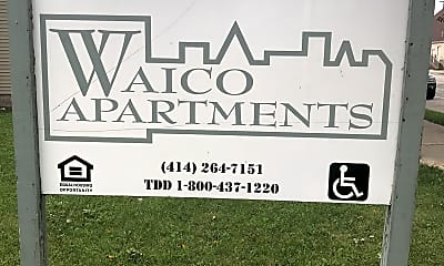 Waico Apartments, 1