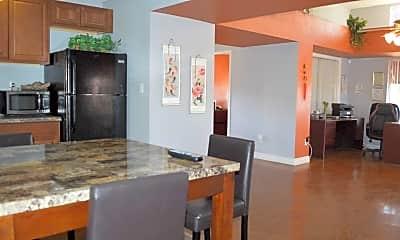 Dining Room, Lake Mead Estates, 2