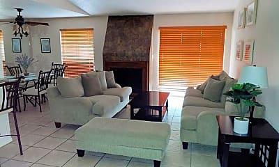 Living Room, 3500 Carmen Ave 1508, 1