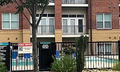 Bryant Park Apartments, 2