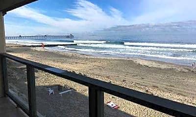 View, Ocean Lane, 1