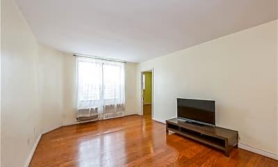 Living Room, 66-15 Thornton Pl 1D, 0