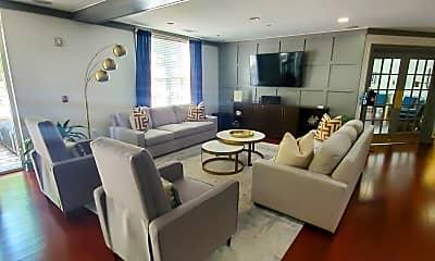 Living Room, 1101 Juniper Street NE #612, 2