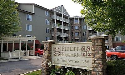 Philip Square, 0