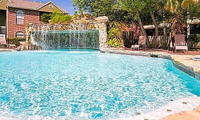 Pool, Oaks Of Westlakes, 1