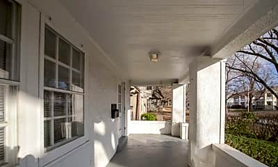 Patio / Deck, 5420 Harrison, 1
