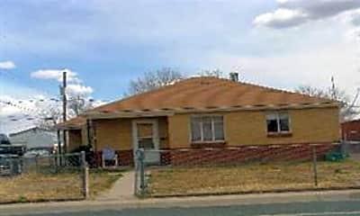 Building, 6096 Olive St, 1