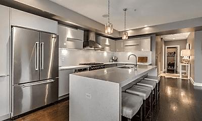 Kitchen, 401 W First St, 2