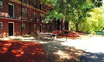Courtyard, Hobbs II Associates, 1
