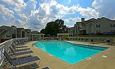 Pool, Shadow Creek, 0