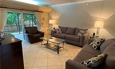 Living Room, 8645 SW 47th Terrace, 0