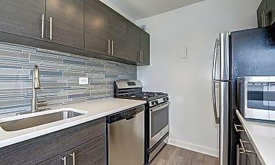 Kitchen, 3801 Connecticut Avenue, 1