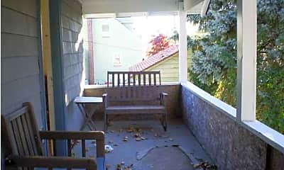 Patio / Deck, 504 8th Ave 3, 2