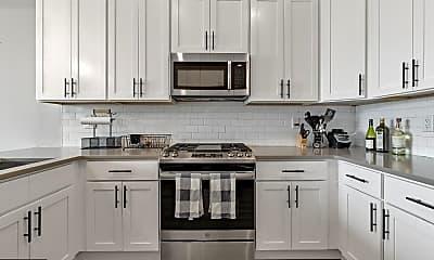 Kitchen, 910 N 17th St 3, 1