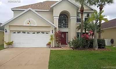 Building, 753 NW Waterlily Pl 753, 0