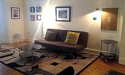 Living Room, 118 W 76th St, 0