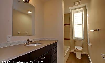 Bathroom, 6318 Jackson St, 2