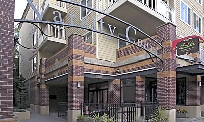Building, Varsity I Apartments, 1