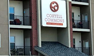 Coryell Commons, 1