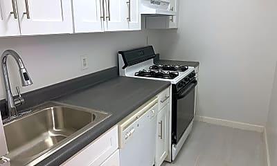 Kitchen, 100 Clinton Ave 4S, 1