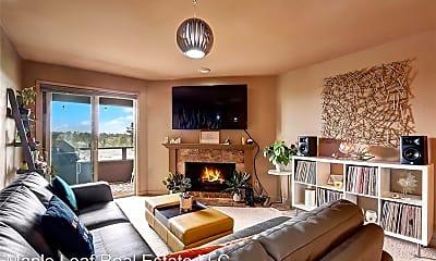 Living Room, 3421 SW Roxbury St  Unit 302, 0