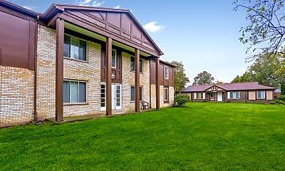 Building, Nob Hill Apartments, 1