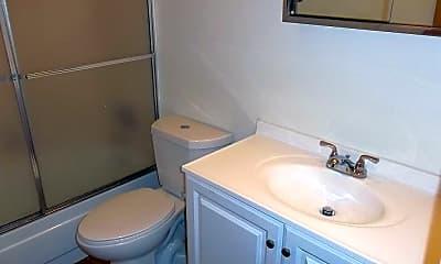 Bathroom, 308 E. Oak St., 2