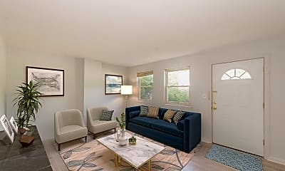 Living Room, 62 King Cole Rd 13, 1