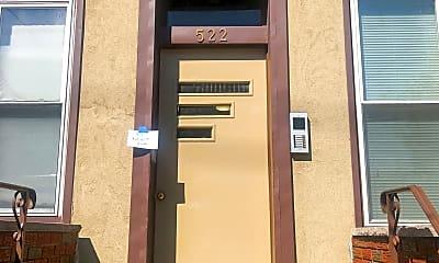 Building, 522 21st St, 1