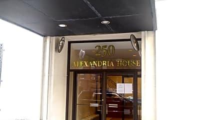 The Alexandria, 1